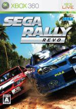 SEGA RALLY REVO(セガラリー レヴォ)(ゲーム)