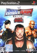 WWE2008 SmackDown vs Raw(ゲーム)