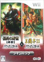 信長の野望 革新 With パワーアップキット & 三國志11 With パワーアップキット(ゲーム)