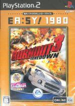バーンアウト 3 テイクダウン <EA!SY1980>(ゲーム)