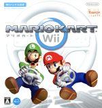 【同梱版】マリオカートWii(Wiiハンドル付)(ゲーム)