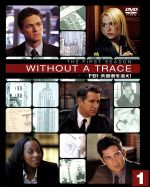 WITHOUT A TRACE/FBI失踪者を追え!<ファースト>セット1(通常)(DVD)