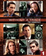 WITHOUT A TRACE/FBI失踪者を追え!<セカンド>セット1(通常)(DVD)