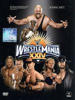 WWE レッスルマニア24(通常)(DVD)