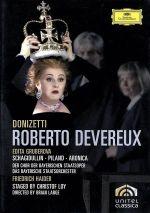 ドニゼッティ:歌劇「ロベルト・デヴリュー」(通常)(DVD)