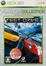 Test Drive Unlimited Xbox 360 プラチナコレクション(ゲーム)
