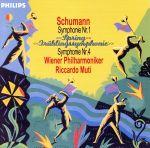 シューマン:交響曲第1番「春」・第4番(生産限定盤:SHM-CD)(通常)(CDA)