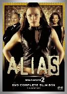 エイリアス シーズン2 DVD COMPLETE SLIM BOX(通常)(DVD)