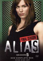エイリアス シーズン5 DVD COMPLETE BOX(通常)(DVD)
