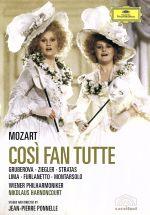 モーツァルト:歌劇「コシ・ファン・トゥッテ」(通常)(DVD)
