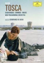 プッチーニ:歌劇「トスカ」(通常)(DVD)