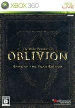 The Elder Scrolls Ⅳ:オブリビオン GAME OF THE YEAR EDITION(ゲーム)