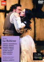 プッチーニ:歌劇「ラ・ボエーム」(通常)(DVD)