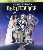 ビートルジュース 20周年記念版(Blu-ray Disc)(BLU-RAY DISC)(DVD)