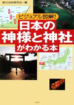 日本の神様と神社がわかる本 ビジュアル図解!(単行本)