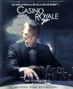007/カジノ・ロワイヤル(2006) スペシャル・エディション(Blu-ray Disc)(BLU-RAY DISC)(DVD)