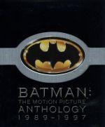 バットマン・アンソロジー コレクターズ・ボックス(Blu-ray Disc)(BLU-RAY DISC)(DVD)