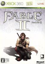 Fable Ⅱ <リミテッドエディション>(DVD、外装紙ケース付)(初回限定版)(ゲーム)