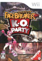 フェイスブレイカー K.O. パーティー(ゲーム)