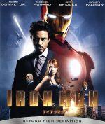 アイアンマン(Blu-ray Disc)(BLU-RAY DISC)(DVD)