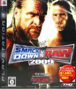 WWE2009 SmackDown vs Raw(ゲーム)