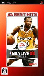 NBA LIVE 08 EA BEST HITS(ゲーム)