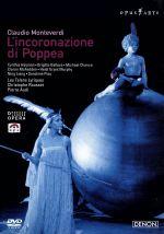 モンテヴェルディ:歌劇「ポッペアの戴冠」全曲(通常)(DVD)