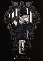 黒執事 Ⅳ(完全生産限定版)((特典CD「その執事、入湯」、設定資料集VOL.2、特製ブックレット付))(通常)(DVD)