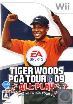 タイガー・ウッズ PGA TOUR 09 ALL-PLAY(ゲーム)