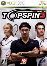 TOP SPIN 3(ゲーム)