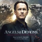 天使と悪魔 オリジナル・サウンドトラック(通常)(CDA)