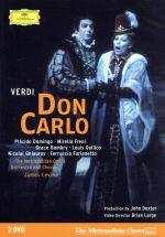 ヴェルディ:歌劇「ドン・カルロ」(通常)(DVD)