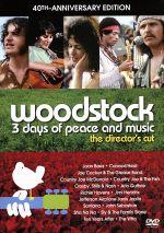 ディレクターズカット ウッドストック 愛と平和と音楽の3日間 40周年記念 アルティメット・コレクターズ・エディション(通常)(DVD)