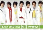 PureBoys Back Stage File#3(通常)(DVD)