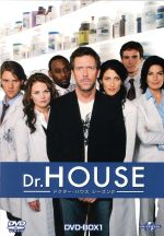 Dr.HOUSE シーズン2 DVD-BOX1(通常)(DVD)