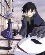 DARKER THAN BLACK-黒の契約者-BOX(Blu-ray Disc)(三方背BOX、ブックレット付)(BLU-RAY DISC)(DVD)