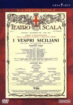 ヴェルディ:歌劇「シチリアの晩鐘」 ミラノ・スカラ座 1989(通常)(DVD)
