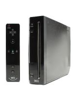Wii:クロ(本体、リモコン、ヌンチャク他6点付)(ゲーム)