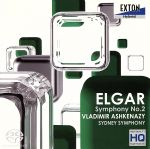 エルガー:交響曲第2番(通常)(CDA)