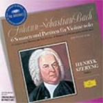 J.S.バッハ:無伴奏ヴァイオリンのためのソナタとパルティータ(全曲)(通常)(CDA)