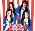 BEST★SCANDAL(初回生産限定盤)(DVD付)(DVD1枚付)(通常)(CDA)