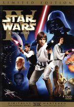 スター・ウォーズ エピソードⅣ/新たなる希望 リミテッド・エディション(特典ディスク付)(通常)(DVD)