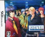 SIGNAL(限定版)(ドラマCD、主題歌CD付)(限定版)(ゲーム)
