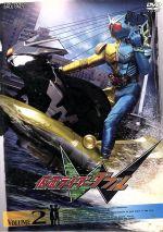 仮面ライダーW VOL.2(通常)(DVD)