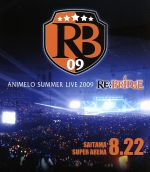 Animelo Summer Live 2009 RE:BRIDGE 8.22(Blu-ray Disc)(BLU-RAY DISC)(DVD)