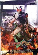 仮面ライダーW VOL.4(通常)(DVD)