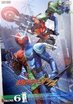 仮面ライダーW VOL.6(通常)(DVD)