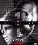 X-ファイル シーズン1 SEASONSコンパクト・ボックス(通常)(DVD)