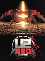 U2・360°アット・ザ・ローズ・ボール-デラックス・エディション(初回生産限定デラックス版)((スリップケース付))(通常)(DVD)