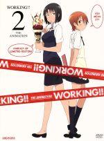 WORKING!! 2(完全生産限定版)((三方背クリアケース、特典CD付))(通常)(DVD)